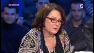 Josiane Balasko & Marilou Berri - On n'est pas couché 24 janvier 2009 #ONPC