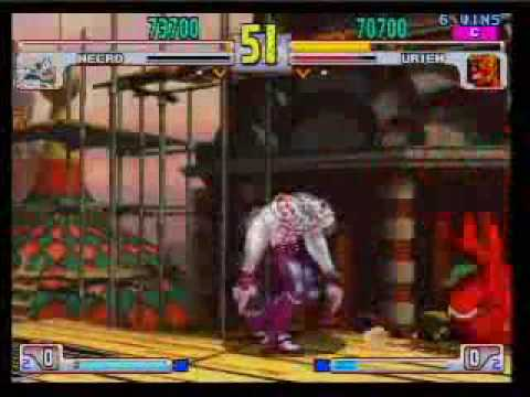 SFIII: 3rd Strike Selected Scene