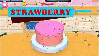 Permainan Barbie memasak kue ulang tahun – permainan masak masakan Barbie