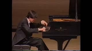 Chopin Piano Sonata No 3 Yoshihiro Kondo Live 1999
