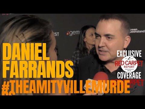 "Daniel Farrands Interviewed At #Screamfest Premiere Of ""The Amityville Murders"""