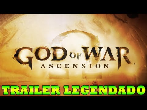 CJBR - God of War: Ascension - Furies - Trailer Legendado PT-BR - Noberto Gamer