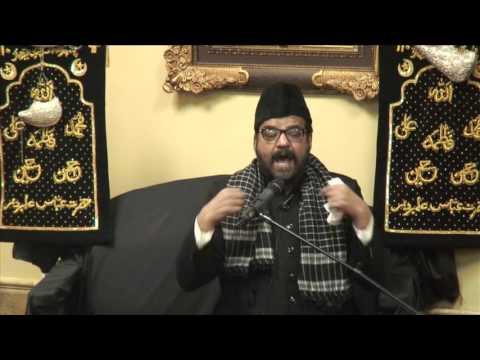 Maulana Abid Bilgrami 12 Safar 1437:2015 Majlis