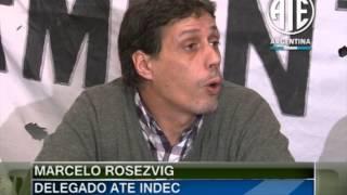 04-10-2012 ATE INDEC PRESENTA DOCUMENTO SOBRE POBREZA E INDIGENCIA
