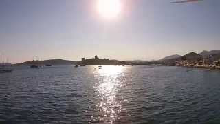 DJI Phantom 2 Vision Plus - Bodrum 02.08.2014