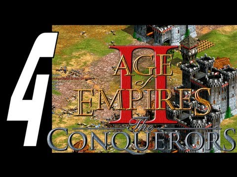 Let's Play AOE 2: Me vs. 7 Computer Players on Hardest Part 4