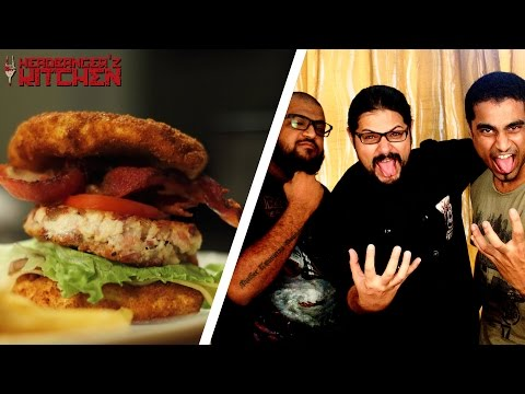 Headbangers Kitchen - Season 3 Episode 5 - The Double Down Troddence...