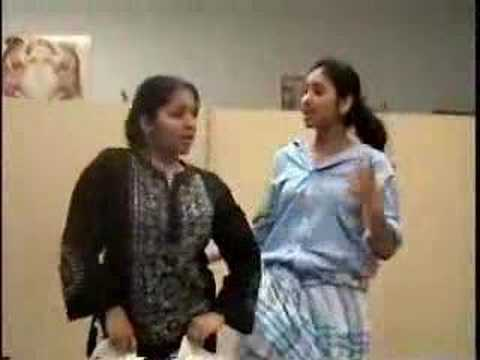 Tamil Indian Gyalz Dance Vid (Short)