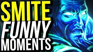 HE BO IS HARD TO PLAY! (Smite Funny Moments)