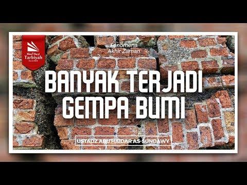 Fenomena Akhir Zaman (lanjutan): Tanda-tanda Kecil Hari Kiamat | Ustadz Abu Haidar As Sundawy