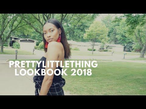 SPRING LOOKBOOK 2018 | PRETTYLITTLETHING | LAUREN TAYLOR
