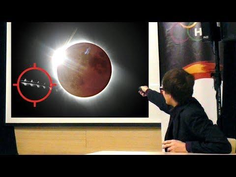 Что это в небе? Удивительные атмосферные явления, лунные и солнечные затмения