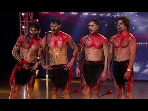 JGeeks - Dance Group - NZ's Got Talent