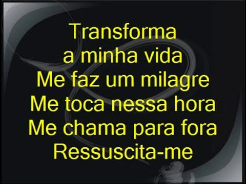 Playback- Aline Barros- Ressuscita-me
