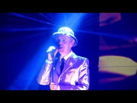 "Pet Shop Boys Electric Tour Chile. ""Leaving"". 13 Mayo 2013"