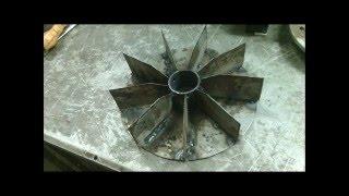 Вентилятор на электродвигатель своими руками 37