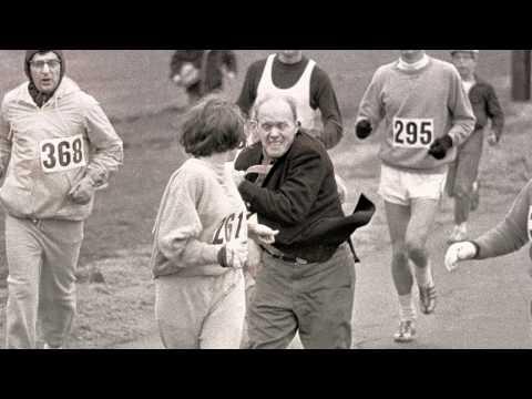 1967年、女性はフルマラソンに出場が許されていなかった