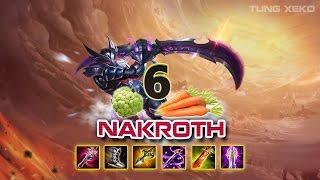 Nakroth - Chiến Na Cà Rốt cùng Tùng Xêkô ► Tập 6 ◄
