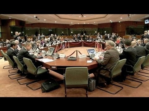 Syria conflict top of the agenda in Brussels