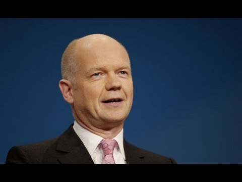 NSA Prism programme William Hague makes statement on GCHQ