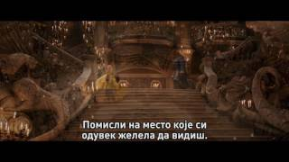 LEPOTICA I ZVER (BEAUTY AND THE BEAST) - TITLOVAN TV SPOT NEUSTRA?IVA