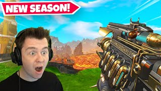 The *NEW* Season IS FINALLY HERE (and its awesome) - Apex Legends