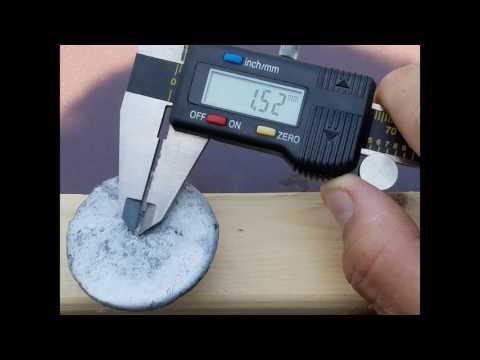 Drill Press Lead BHN Hardness Tester