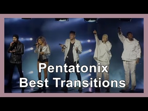 Pentatonix - Best Transitions