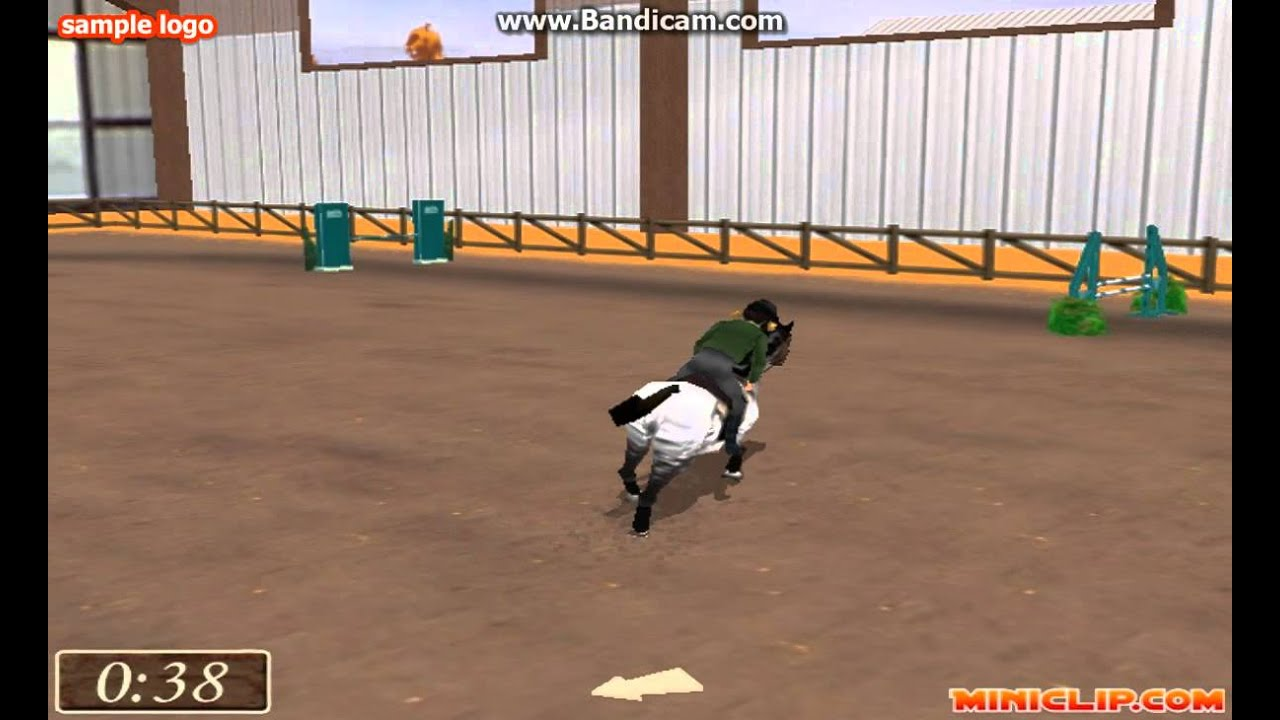 Show Jumping Horses Games Show Jumping Game Horse
