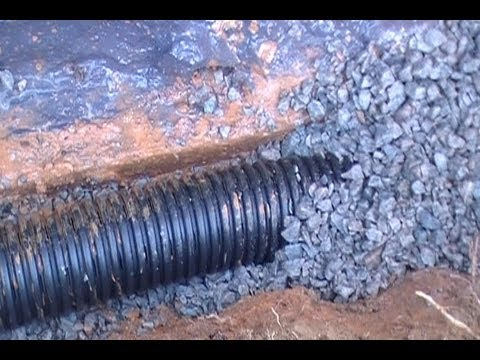 Pool Liner Problems Solutions Drainage Is Key Youtube