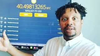 Bitconnect Star Craig Grant $252,527.73 Bitcoin Wallet