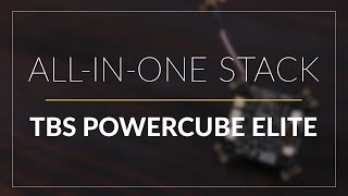 Team BlackSheep Powercube Elite // All-in-one Stack // GetFPV.com