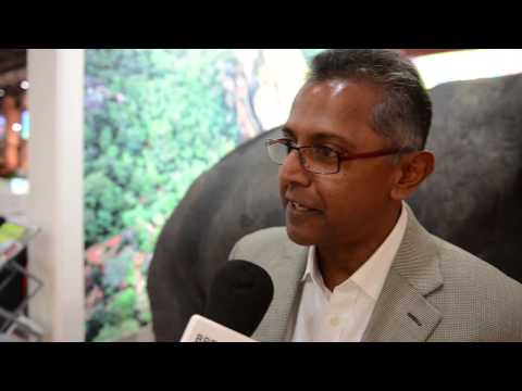 Hiran Cooray, chairman, Jetwing Hotels Ltd.