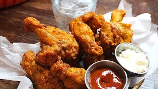 SPICY WINGS RECIPE *COOK WITH FAIZA*