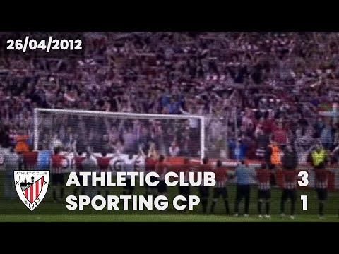 Europa L. 11-12 - 1/2 Vuelta - Athletic Club 3 Sporting CP 1