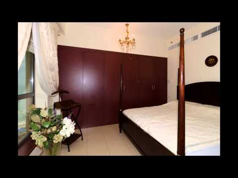 Elegant 3 BR Furnished Apt with Sea and Marina Views for RENT