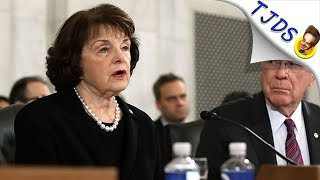 Diane Feinstein Reveals How Evil Corporate Democrats Are
