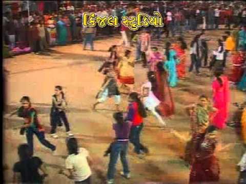 gujarati lokgeet songs - unchi rabaran  - album : tahukar bits...