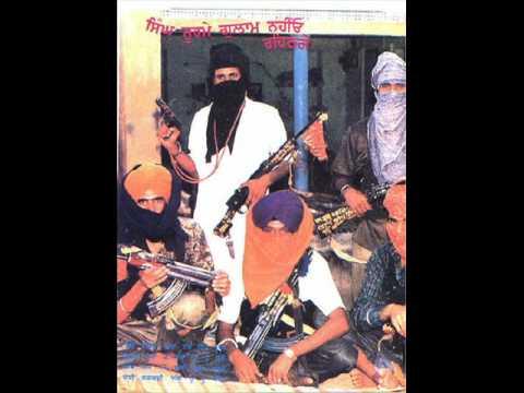 Khalistan Zindabad - Sant Jarnail Singh Ji Khalsa Bhindranwale...