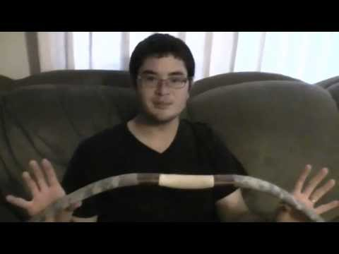 The Impossible Bow : Building Archery Bows With PVC Pipe