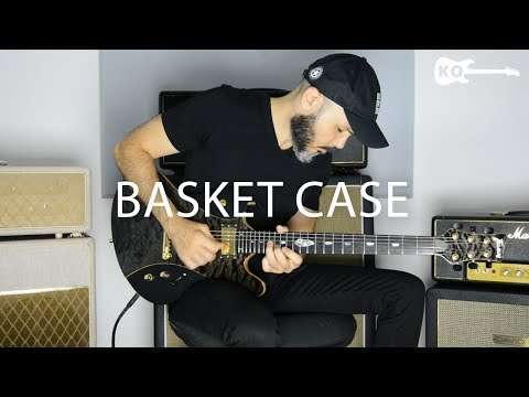 Green Day - Basket Case - Electric Guitar Cover by Kfir Ochaion