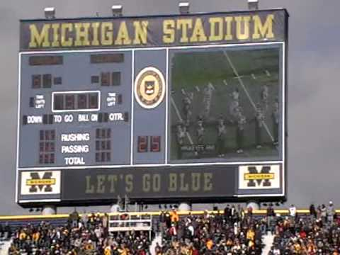 Michigan March Band - The Wizard of Oz 11-6-2010