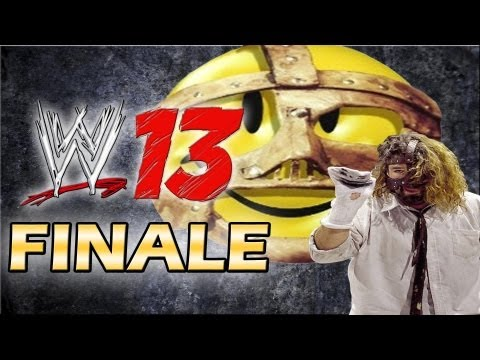 WWE 13 - Attitude Era Mode Walkthrough - Mankind - Finale (Gameplay Xbox 360/Ps3)