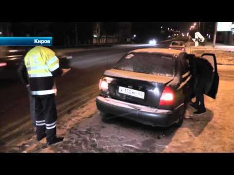 Депутат устроил истерику после пьяного ДТП в Кирове