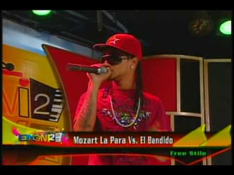 Mozart La Para Vs El Bandido.mpg Video