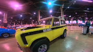 The Lost Prototype Ford Boss Bronco of 1969 Found