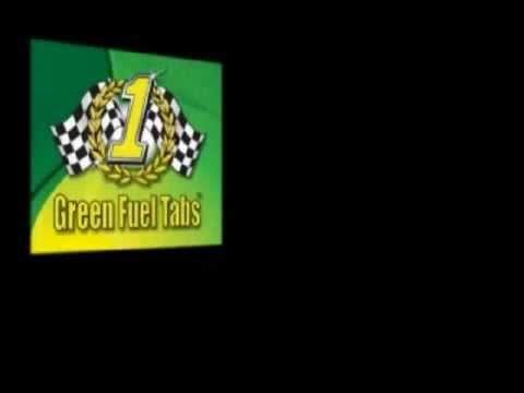 Green Fuel Tabs Used On Cars, Trucks, Generators, Boats Gas/Petrol Diesel 2_Stroke