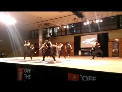 Hip hop international Greece 2014 / Monkey Business crew