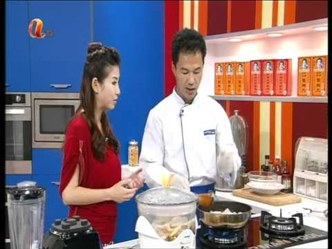 Dr. Appliance 2010: Almond Pork Lung Soup