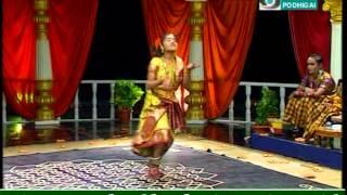 kurinji Folk dance in konjum salangai -podhigai TV